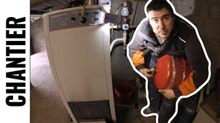 Remplacement d'un vase d'expansion + BlabBla - Tuto Chauffage - FR - LJVS