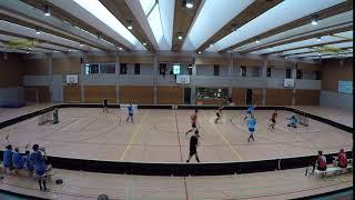 Tor 3:10 Benjamin Auber (Michal Hronsky) FBC Heidelberg vs Sportvg Feuerbach
