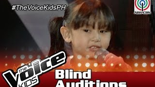 """The Voice Kids Philippines 2016 Blind Auditions: """"Uptown Funk"""" by Yuliyah"""