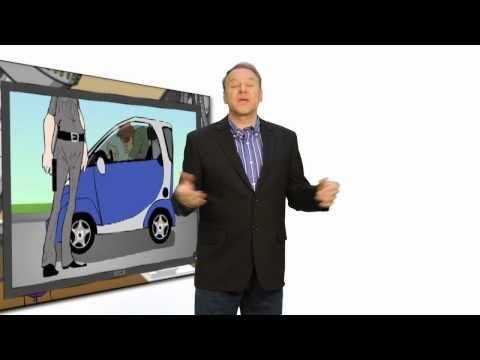 Comedy Defensive Driving School Demo - YouTube