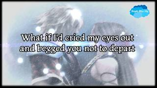 1000 Words (Eng Ver) by Jade from Sweetbox (Lyrics) - Final Fantasy X-2