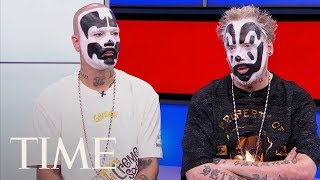 'This was the largest audience to ever gather in support of Insane Clown Posse, period'