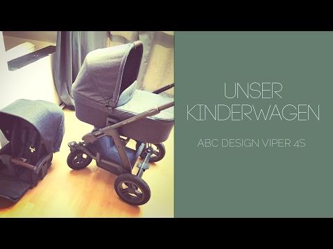 Unser Kinderwagen || ABC Design || Viper 4s