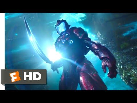 Aquaman (2018) - Sunken Ship Battle Scene (2/10)   Movieclips