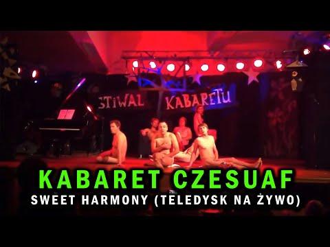 Kabaret Czesuaf - Sweet Harmony