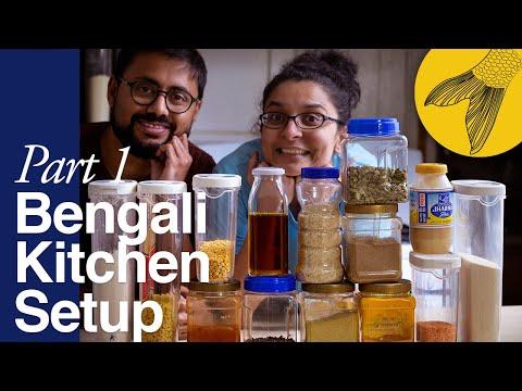 Bengali Kitchen Setup-Part 1: Pantry Essentials