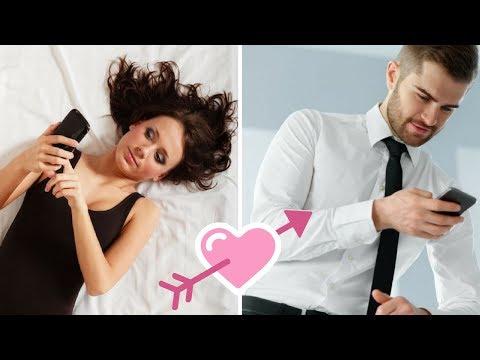 Как влюбить парня по переписке? Как правильно переписываться с парнем?