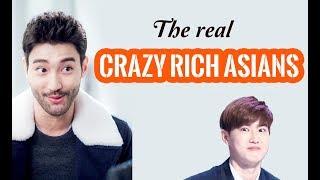 Crazy rich asian kids in Kpop world 😎😎🤑🤑