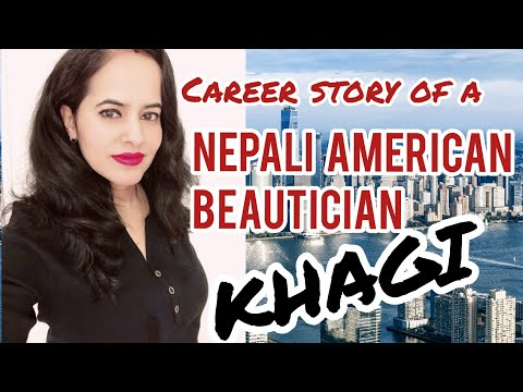 , title : 'Nepali American Beautician Khagi Bhatta Shares Her Career Story In America. Her Business And Job.