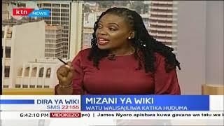 MIZANI YA WIKI: Data Binafsi za Huduma Namba | DIRA YA WIKI