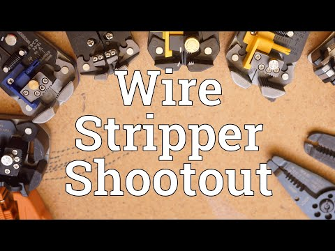 Searching for the Best Wire Stripper