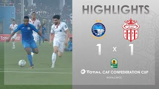 CC CAF : Enyimba FC 1-1 Hassania US Agadir
