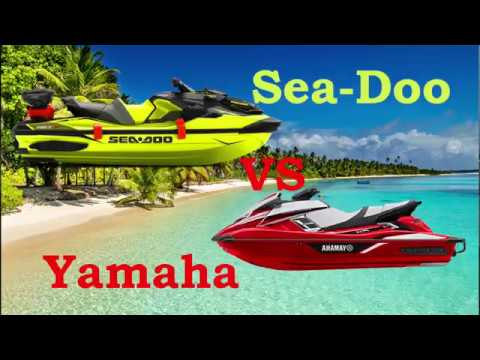 Sea-Doo Vs Yamaha Comparison Review