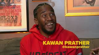 Kawan Prather in the trap! With KArlous Miller