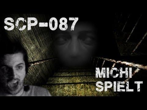 SCP-087-B Walkthrough - Horror - SCP-087 mit Facecam - mit