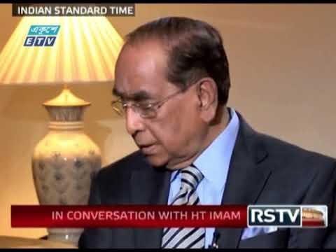এইচ টি ইমাম আর নেই | রাষ্ট্রপতি, প্রধানমন্ত্রী ও স্পিকারের শোক | ETV News