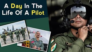 Life Of A Indian Fighter Pilot   A Day In The Life Of A Pilot Of The Indian Air Force