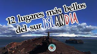 LOS 12 LUGARES MÁS BELLOS DEL SUR DE ISLANDIA 😍 [DE VERDAD Y  GRATIS] | Punto de Partida