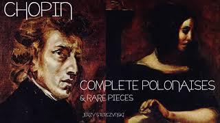 Chopin - Complete Polonaises & Rare Pièces (reference recording : Jerzy Sterczynski)