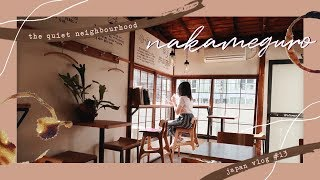 A Chill Day In Tokyo's Quiet Neighbourhood, Nakameguro // Solo Travel Japan Vlog #13
