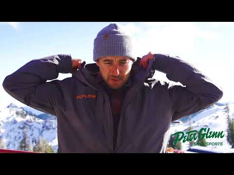 2018 Flylow Men's Albert Ski Jacket Review by Peter Glenn
