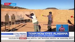 Kenyan shooting team performed exceptionally in Southern National's shooting competition