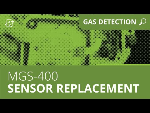 MGS-400 | Sensor Module Replacement