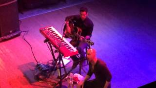 Daughtry acoustic trio - Long Live Rock and Roll (San Diego)