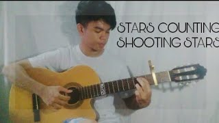 Stars Counting Shooting Stars - Connor Leong(Meteor Garden 2018 OST) - Fingerstyle Guitar Cover