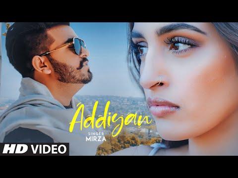 Addiyan: Mirza (Full Song) Preet Hundal | Khan Man