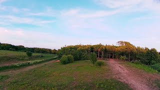 Fly in the park fpv freestyle