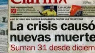 La Crisis Causó 2 Nuevas Muertes Trailer