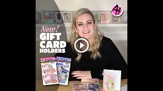 NEW RELEASE! Ai Gift Card Holders
