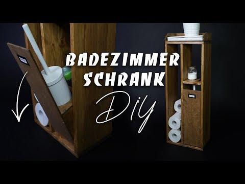 ORDNUNG IM BADEZIMMER - DIY Regal für Klopapier und Co. | EASY ALEX