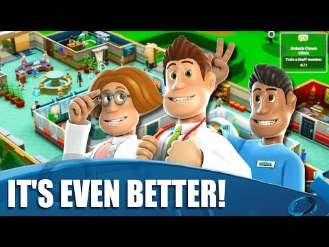 5 Ways Two Point Hospital Is Even Better Than Theme Hospital
