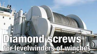 Diamond Screw Levelwinder