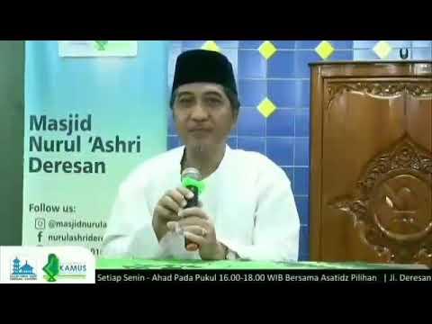 Beriman dan Beramal Sholeh, Dr. Hamid Fahmy Zarkasyi