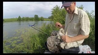 Рыбалка на рек и озер калужской области