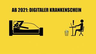 Video: Digitaler Krankenschein: Wie funktioniert er?