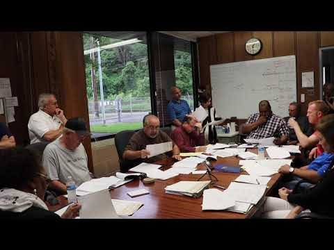 Mon Valley Sewage Authority Meeting 06-17-2019