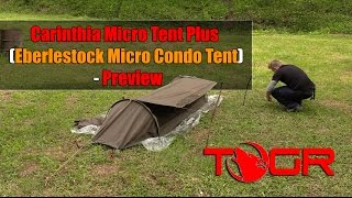 Review Carinthia Micro Tent Plus - Bivy Bag