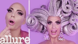 RuPaul's Drag Race Star Alyssa Edwards' Drag Transformation Tutorial | Allure