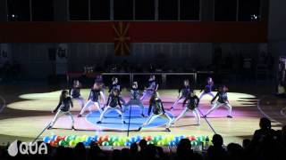 AQUA | THE ONES | Hip Hop Senior Formation @ Macedonia Open 2013