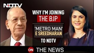 "BJP Not Communal, Party Of Nation-Lovers: ""Metro Man"" E Sreedharan To NDTV - Download this Video in MP3, M4A, WEBM, MP4, 3GP"