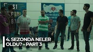 """Sıfır Bir """"Bir Zamanlar Adana'da"""" 4. Sezonda Neler Oldu? - Part 3"""