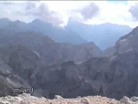 Mangart (2678m)