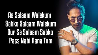 EMIWAY - AS-SALAAM WALEKUM (LYRICS   - YouTube