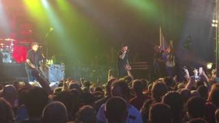 DROPKICK MURPHYS   I FOUGHT THE LAW   DUBLIN   16 07 2017