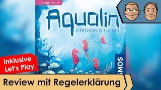 Aqualin – Brettspiel – Review und Regelerklärung
