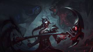 Voice - Kayn, The Shadow Reaper - English